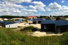 vivanbois-ossature bois-15 logements à pons-bardage cédral éternit 1