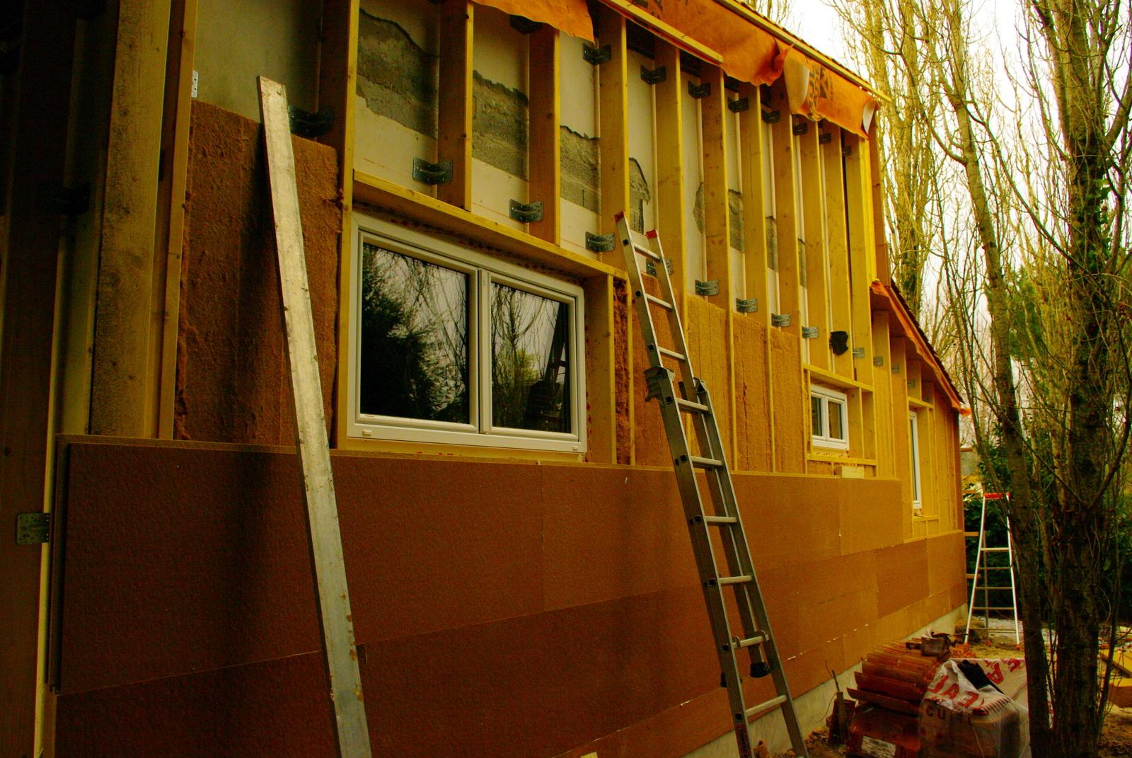 renovation energetique maison en bois vivanbois. Black Bedroom Furniture Sets. Home Design Ideas