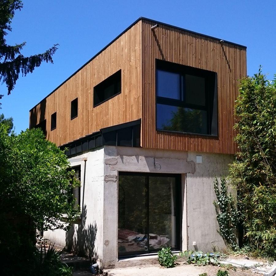Poids maison ossature bois ventana blog for Meison construction