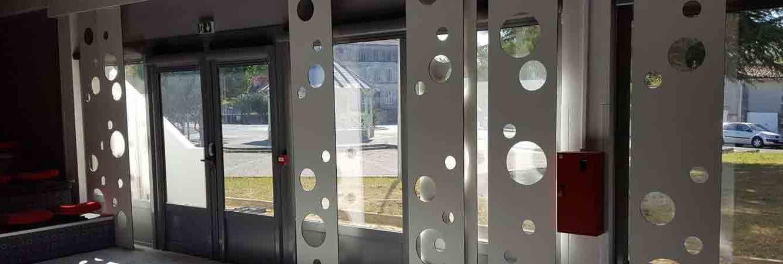 agencement panneaux coulissant décoratif tonnay charente 17430