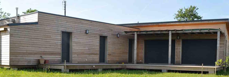 bardage bois mélèze maison clavette charente maritime