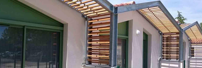 fabrication brise soleil pergola maison mornac sur seudre 17113