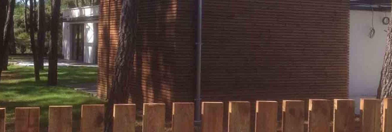 pose coture bois classe 4 aménagement extèrieure la palmyre 17570