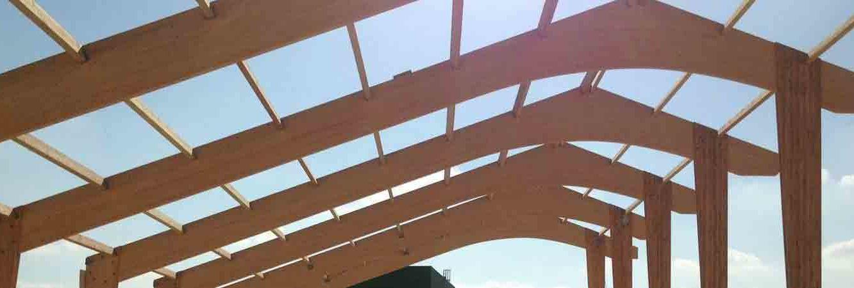 vivanbois struture bois lamellé collé bâtiment de stockage gemozac