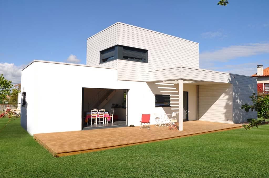 construction de maison ossature bois royan saintes pons. Black Bedroom Furniture Sets. Home Design Ideas